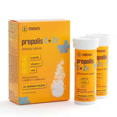 Propolis C +Zn, 80g,  Medex