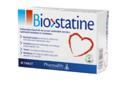 Biostatine 60 tablet