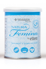 Natura Femina by ellen tamponi normal, 12 kosov