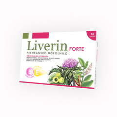 LIVERIN Forte, 60 tbl, Pharmalife