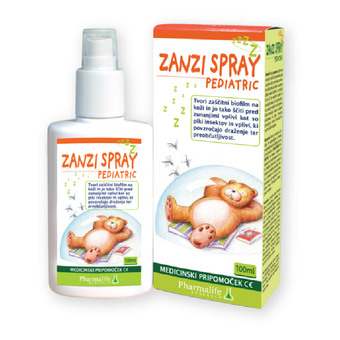 ZANZI Baby spray bimbi 100 ml, Pharmalife