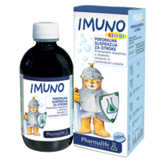 IMUNO Bimbi sirup 200 ml, Pharmalife