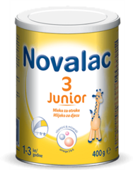 Novalac 3 Junior 400 g