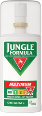 Jungle Formula Maximum Original zaščita proti komarjem, 75 ml