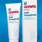Gehwol med Antitranspirant 125 ml
