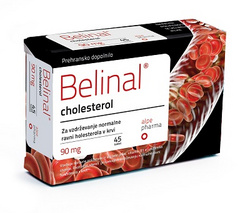 Belinal cholesterol 90 mg, 45 tablet