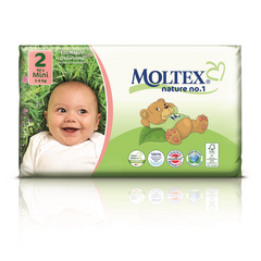 Moltex Nature Eco NO.1 Mini, 3-6 kg, 1pkt