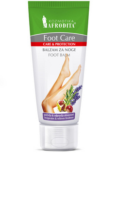 Foot care balzam za noge 100 ml,  Afrodita