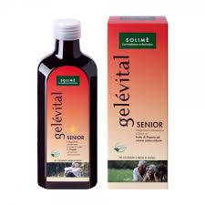 Solime Gelevital senior, 200 ml