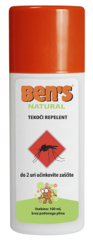 Bens natural tekoči repelent, 100ml