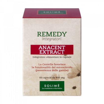 Solime, Anacent extract 60 kapsul